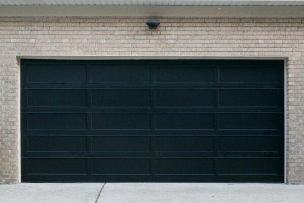 udendørs garage maling